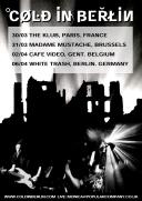 EURO TOUR POSTER 2012