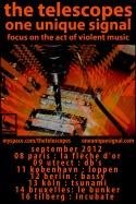 full tour flyer