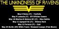 unkindnessspringtour